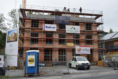 Im Juni 2019 eröffnet der Arbeitskreis in Lingenau ein neues Haus. me