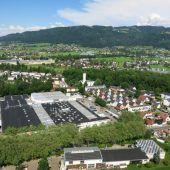 Rhomberg Bau kauft ehemalige Kunert-Strumpffabrik Lindau