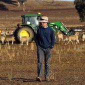Australien leidet unter verheerender Dürre