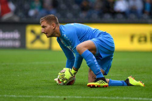 In bislang 26 Pflichtspielen ist Altach-Keeper Andreas Lukse ohne Gegentreffer geblieben.gepa