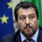 Italien droht mit dem Rückzug aus der EU-Mission Sophia