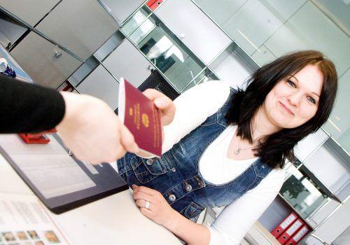 Insgesamt haben 5045 Personen heuer in den ersten sechs Monaten einen österreichischen Pass bekommen. VN
