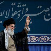 Irans Ajatollah verbietet Verhandlungen mit den USA