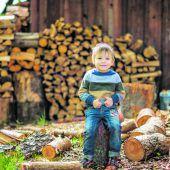 Jetzt Holz einlagern