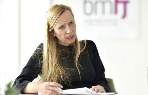 Juliane Bogner-Strauß stößt bei der EU-Kommission auf Widerstand. apa