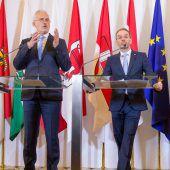 BVT-Affäre sorgt für Koalitionszwist
