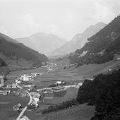 Ein Dorf feiert Geburtstag