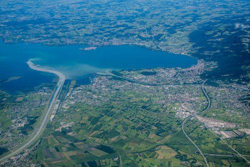 """Knapp eine Million Einträge gibt es bei Instragramm zum """"#Bodensee"""".VN/Steurer"""