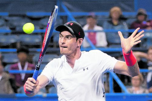 Körperliche Probleme, Andy Murray muss die nächste Pause einlegen.ap
