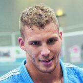 Laurin Böhler mitstarkem Comeback