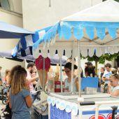 Sommer, Sonne und leckere Eiscreme – Eisfestival in Dornbirn
