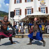 Schruns im Bann des Mittelalters