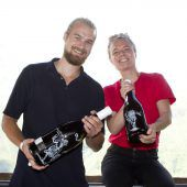 Wein und andere Genüsse am Berg