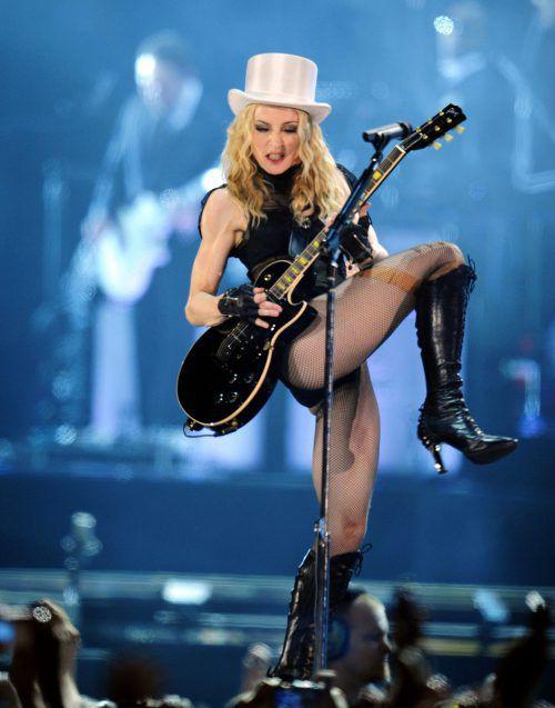 Madonna verkaufte in ihrer Karriere 335 Millionen Platten. APA