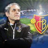 Marcel Koller neuer Basel-Trainer