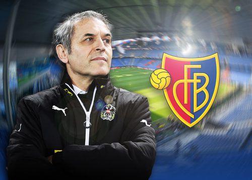 Marcel Koller wird wohl bald als Basel-Trainer vorgestellt werden.gepa
