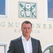 Ex-Rennfahrer übernimmt Gmundner Keramik