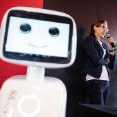 Roboter halten Einzug auf der Herbstmesse