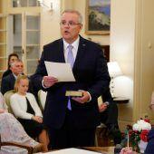 Neuer Premier für Australien