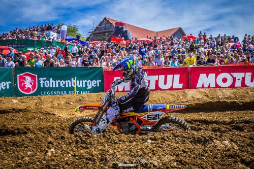 Motocross-Action am kommenden Wochenende in Möggers beim KTM-Kini-Alpencup.
