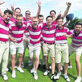 Rankweils Golfer streben Klassenerhalt an