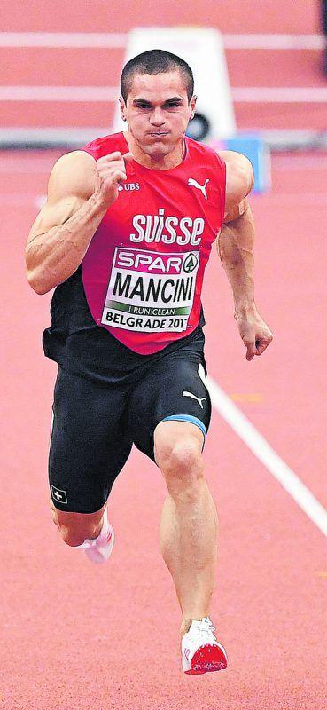 Pascal Mancini ist beim Schweizer Leichtathletikverband in Ungnade gefallen. apa