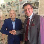 Nach 43 Jahren hat Thailand neuen Vertreter in Vorarlberg