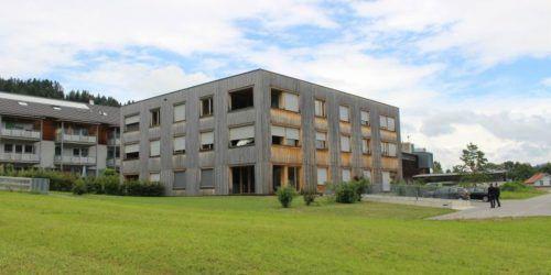 Auch im Bregenzerwald herrscht Bedarf an günstigem Wohnraum. STP
