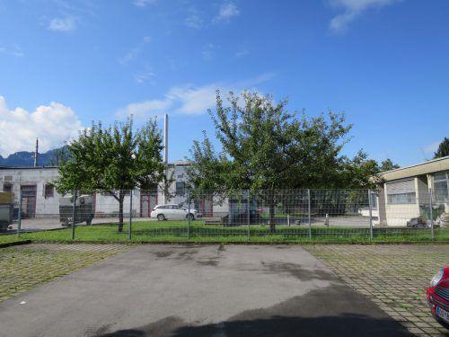Schlachthausareal soll nach Ende des Schlachtbetriebs neu genutzt werden.ha