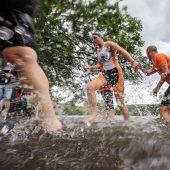 Der Jannersee-Triathlon feiert 25. Geburtstag