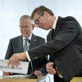 Kosovo und Serbien hoffen auf Lösung