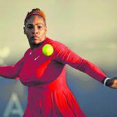Serena Williams mit schlimmerNiederlage gegen Konta