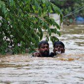Monsun in Indien fordert immer mehr Todesopfer