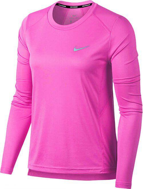 Tragekomfort             Das Nike Dry Miler Running Top bietet eine optimierte Schweißableitung. Bei Hervis in Dornbirn um 34,99 Euro gesehen.