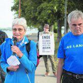 Fünf-Tages-Marsch gegen Umweltzerstörung