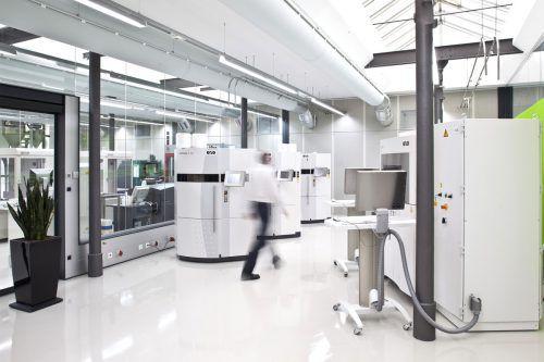 Bei 1zu1 Prototypen wird gearbeitet wie vor dem Coronavirus.