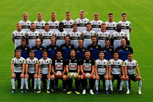 Vor dem Heimspiel gegen FC Wacker Tirol findet am Donnerstag eine öffentliche Pressekonferenz bei Russmedia statt.gepa pictures oliver lerch
