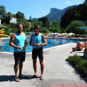 Götzner feiern 50 Jahre Schwimmbad