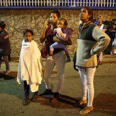 Heftiges Erdbeben erschüttert Venezuela