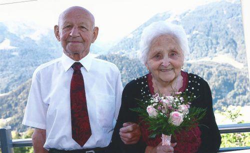 Zusammen ein langes und glückliches Leben verbracht und viel geschaffen.