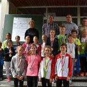 Kinderolympiade in Lochau