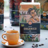 Auf eine Tasse Kaffee mit einer Bio-Kaffeebäuerin
