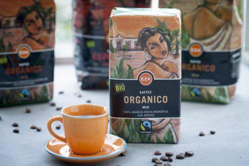 Als erster biologisch produzierter Kaffee aus Fairem Handel gab der Kaffee Orgánico Beispiel. EZA
