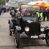Historische Verkehrsschau lässt Erinnerungen aufleben