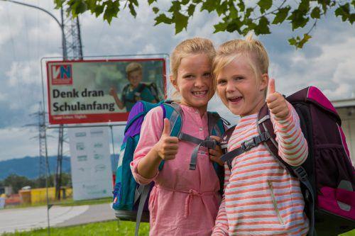 Am 10. September startet das neue Schuljahr. Im Vorarlberger Bürgerforum wird Schulwegsicherheit großgeschrieben.VN/Steurer