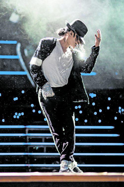 Am Dienstag, 30. Oktober 2018, gastiert die musikalische Hommage an den King of Pop im Festspielhaus Bregenz – die VN verlosen 3 x 2 Karten.veranstalter