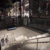 Knapp 17 Jahre nach 9/11: U-Bahn-Station wieder offen
