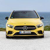 Autonews der WocheNeue A-Klasse-Variante von AMG mit 306 PS / Renault poliert den Kadjar auf / Skoda-SUV Kodiaq mit 240 Diesel-PS