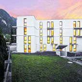Abendliches Open House in Bludenz
