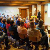 Bewegung in Sachen Kirchensanierung